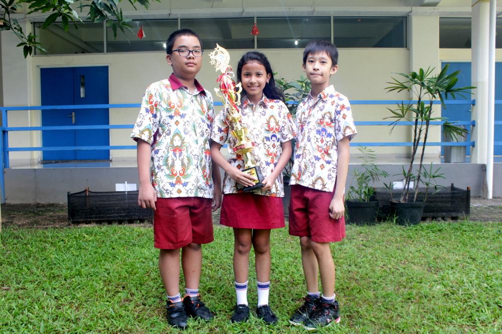 SD Kristen Kalam Kudus Surakarta Juara LCC Ketahanan Pangan