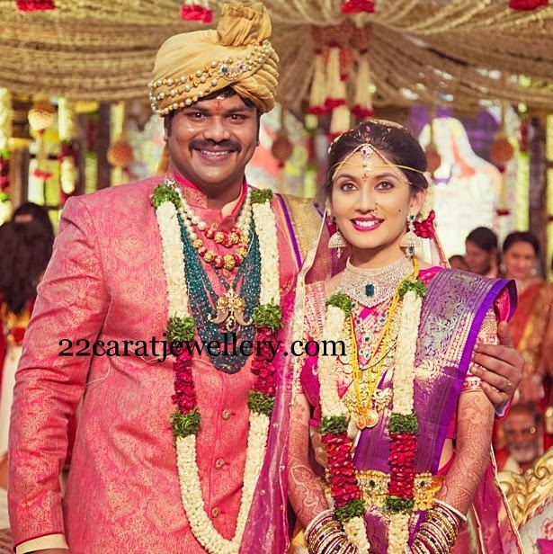 Manchu Manoj Pranathi Wedding