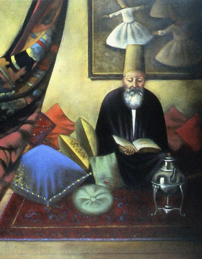 Искусство и духовность. Anna Maria Artegiani