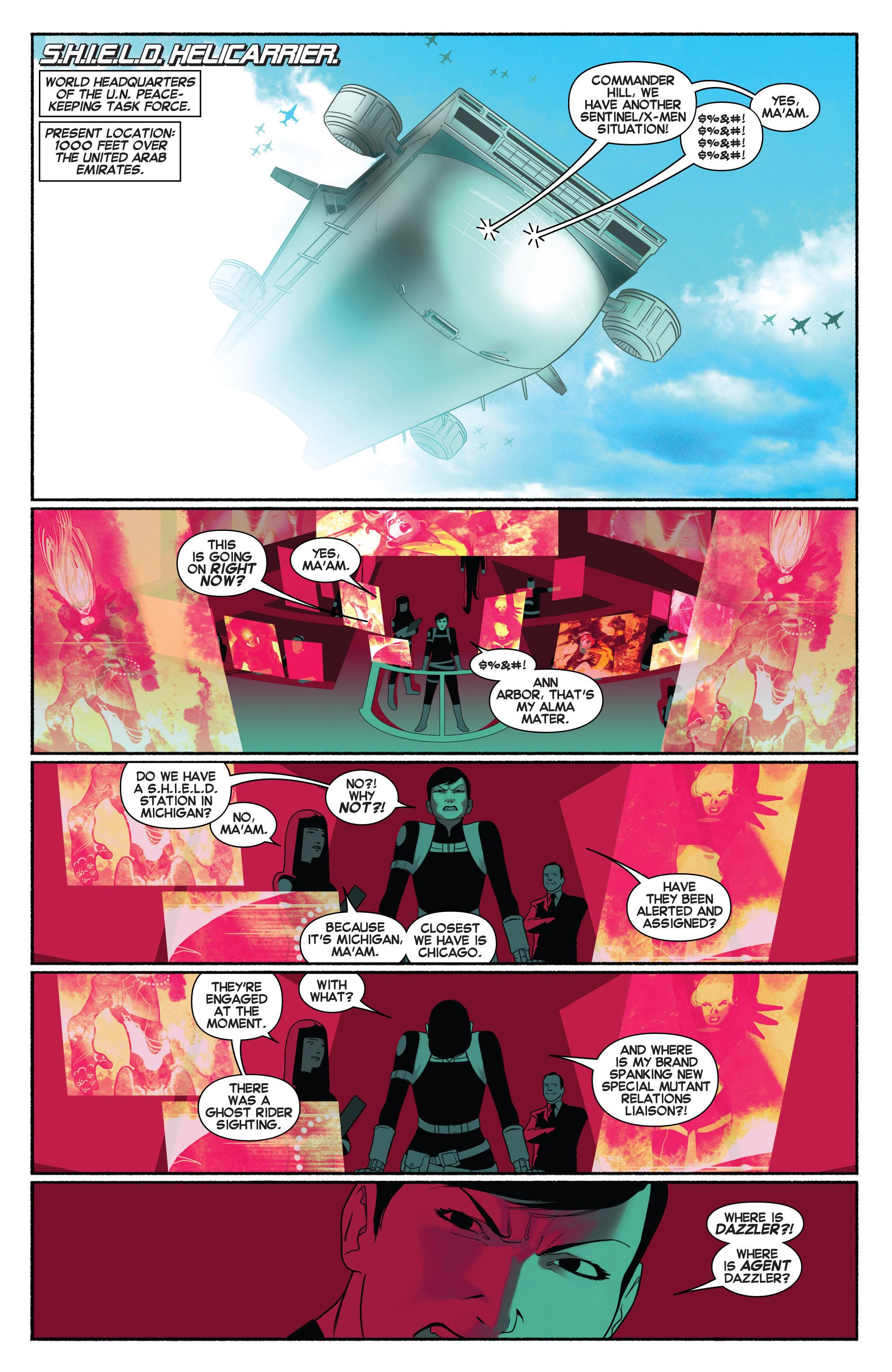 Read online Uncanny X-Men (2013) comic -  Issue # _TPB 2 - Broken - 105