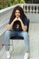 Actress Rithika Sing Latest Pos in Denim Jeans at Guru Movie Interview  0215.JPG