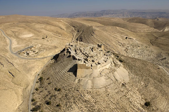 Jordan's airborne monuments men discover, protect sites