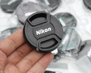 Jual Tutup Lensa Nikon 52mm ( OP )