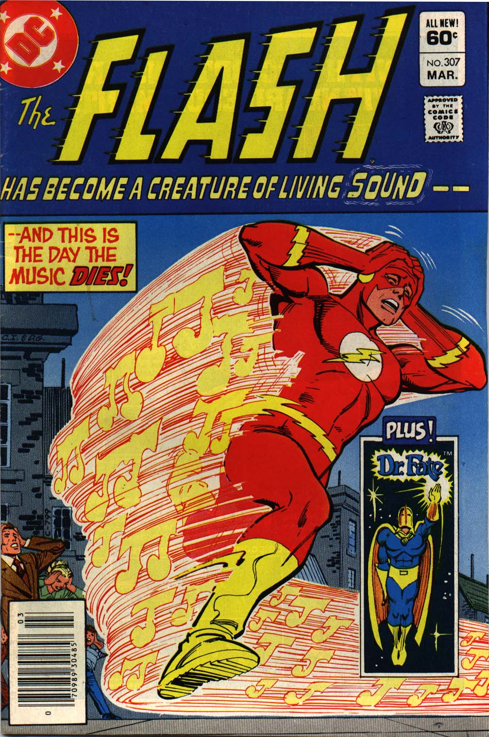 The Flash (1959) 307 Page 1
