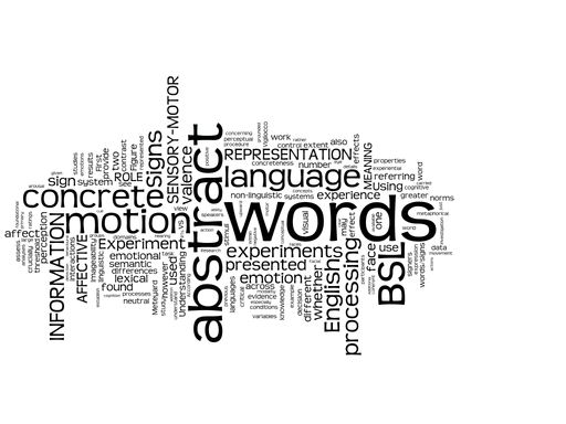 Abstract word count extended essay