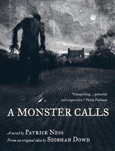Reseña de Un monstruo viene a verme, de Patrick Ness