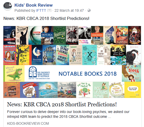 http://www.kids-bookreview.com/2018/03/news-kbr-cbca-2018-shortlist-predictions.html
