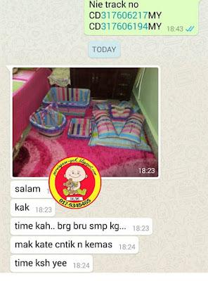 trusted seller set bakul dan tilam bayi