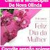 Câmara Municipal de Nova Olinda realizará sessão solene em homenagem às mulheres, neste sábado, 10