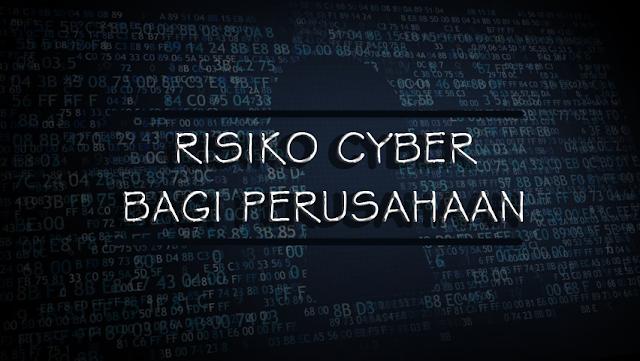 masalah risiko cyber