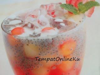 es buah selasih