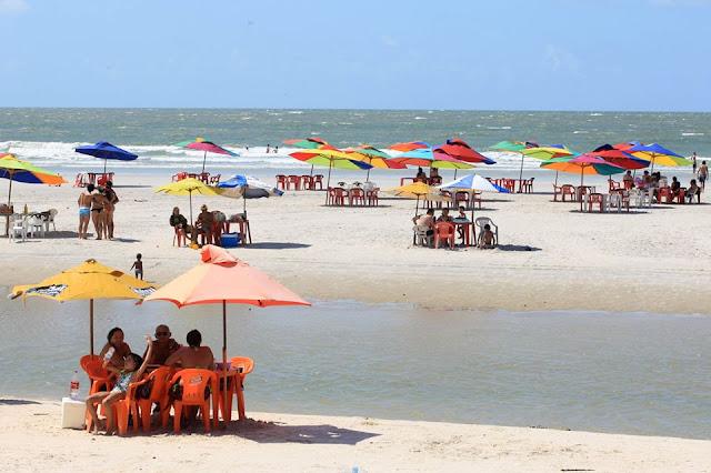 Conheça a praia do Crispim em Marudá - JORNAL PASSAPORTE
