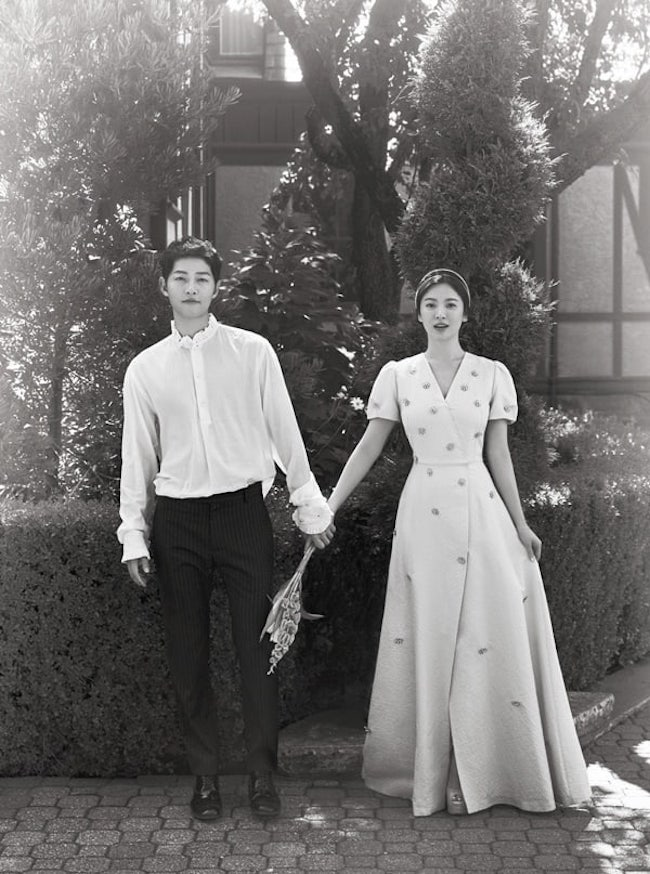 Song Hye Kyo & Song Joong Ki Married, Song Joong Ki and Song Hye Kyo, SongSong Couple, Song Hye Kyo Song Joong Ki Wedding, 태양의후예, 송혜교, 송중기, 송중기