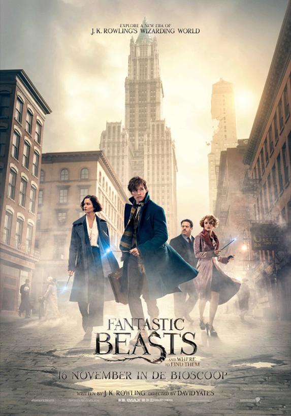 Đánh giá phim Fantastic Beasts (2016) - Phim buồn ngủ, vừa xem vừa ngủ gật