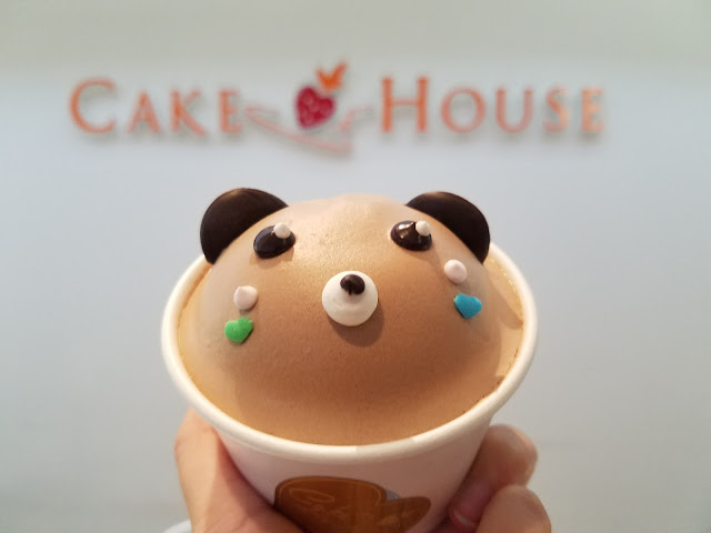 Beary Cute Cakes and Pastries That Just Made Me Melt! @ Cake House - Buena Park