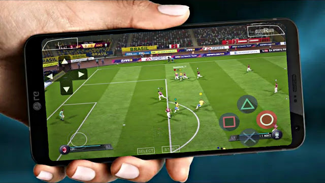 PES 2018 MOD FIFA 19 Best Graphics Update Android