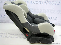 3 Baby Car Seat BabyDoes BD839 Forward Facing