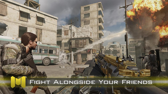 Call Of Duty Mobile Features