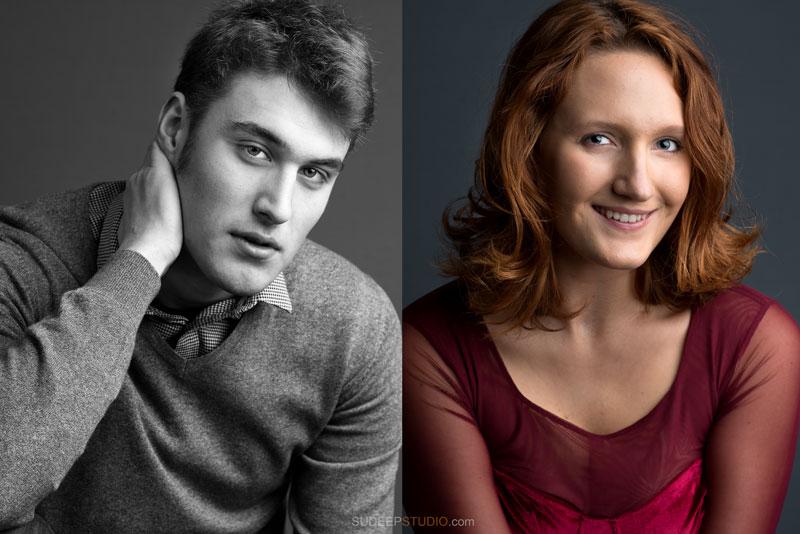 Professional Headshot Photographer for Actors - SudeepStudio.com Ann Arbor Headshot Photographer