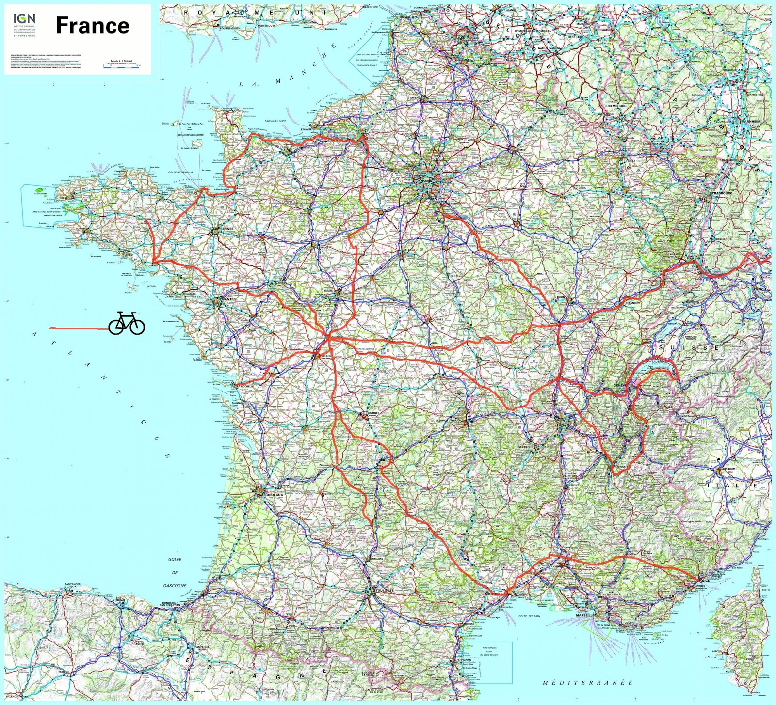 Connu AUTOUR DU MONDE .Les Voyages à Vélo dans le monde de Velomad ES51