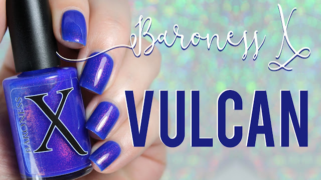 Baroness X Vulcan