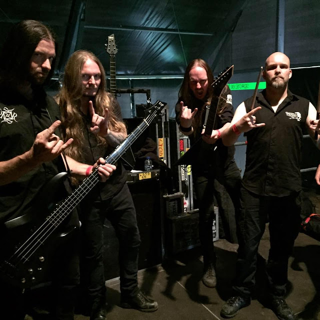 Legion Of The Dammed banda 2016