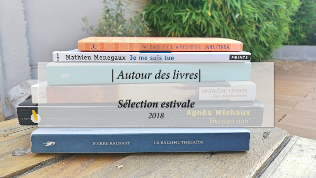 Livres été 2018