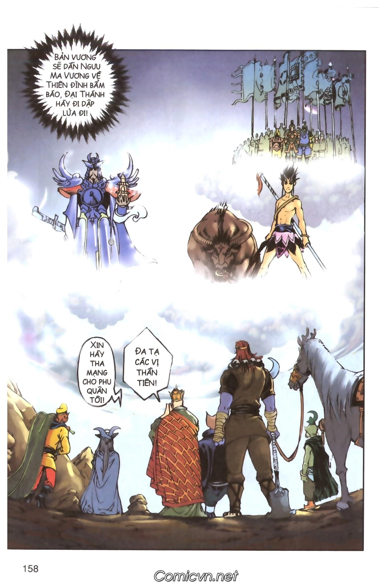 Tây Du Ký màu - Chapter 109 - Pic 31