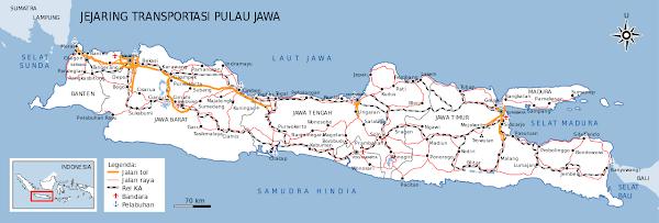 Nama-Nama Kerajaan Islam Di Jawa Dan Sejarah Singkatnya