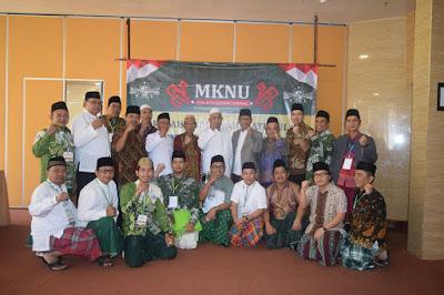 Kiai Senior, 2 Rektor, Belasan Doktor Ikuti Madrasah Kader NU Bandar Lampung