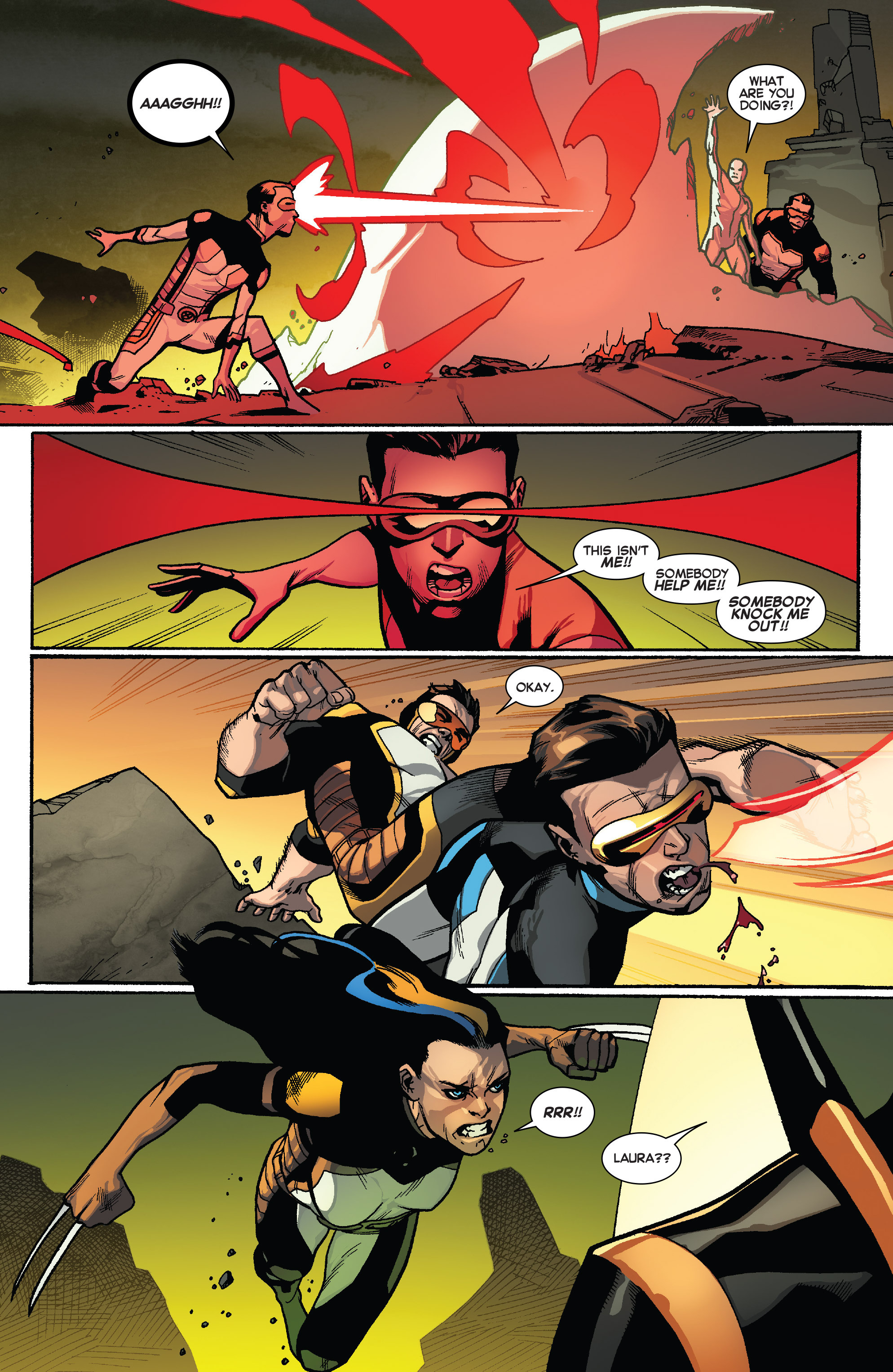 Read online All-New X-Men (2013) comic -  Issue #41 - 11