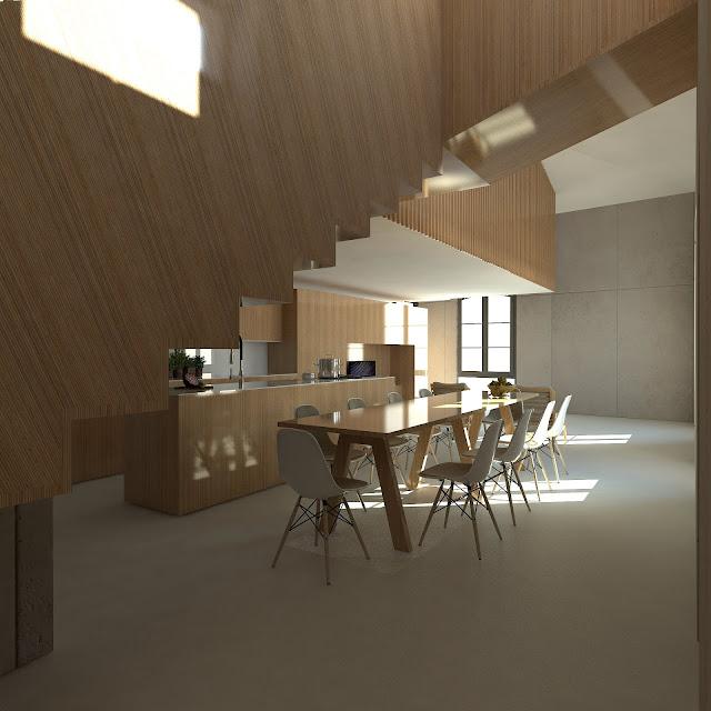 ristrutturazione loft