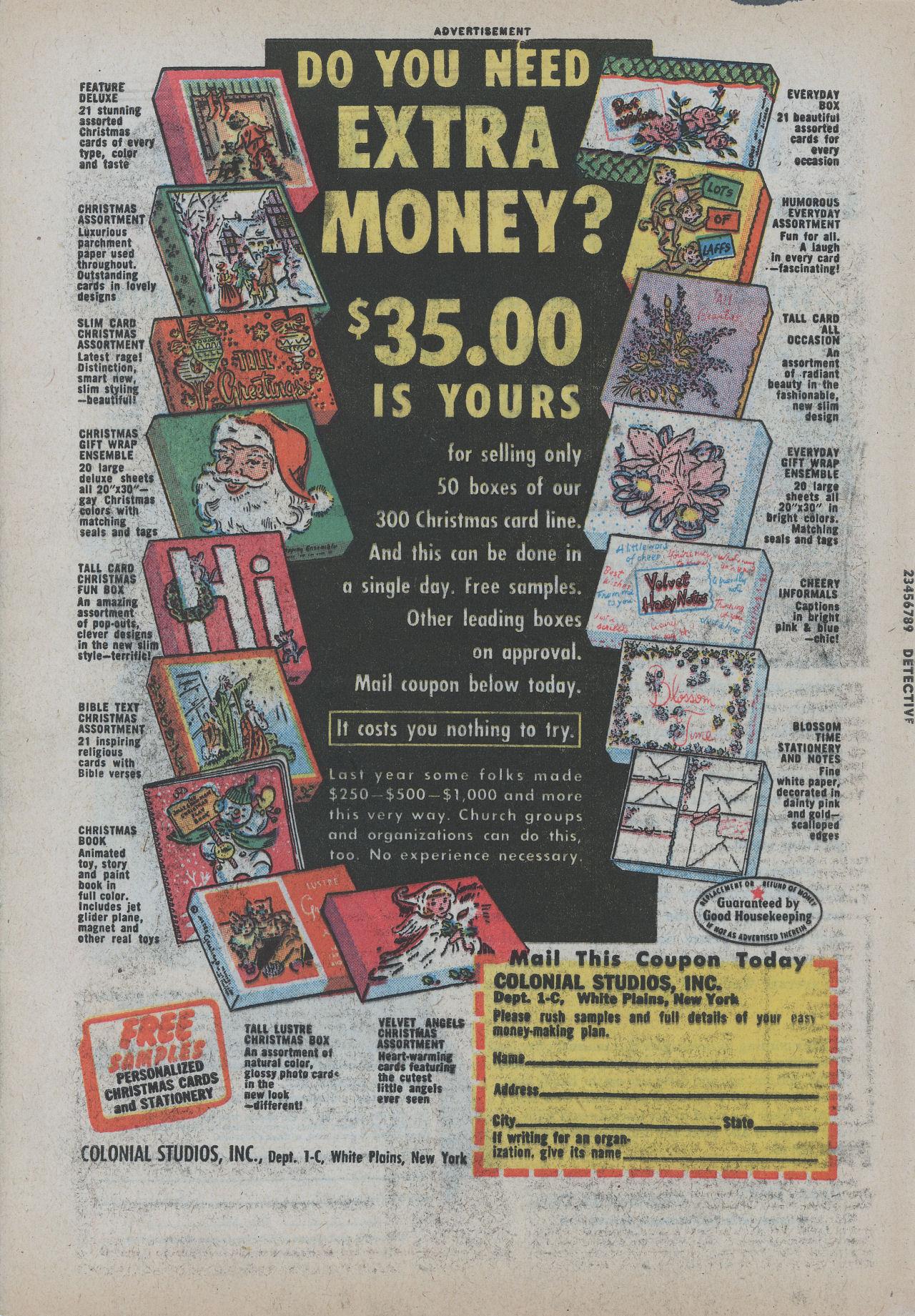 Detective Comics (1937) 223 Page 34