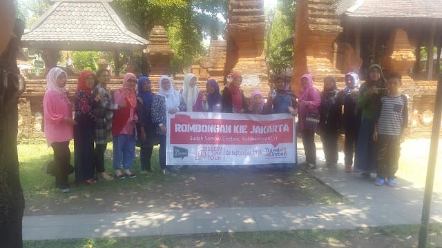 Paket Wisata Cirebon di Keraton Kasepuhan