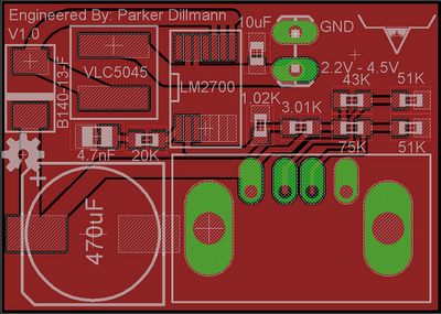 Super Boost USB Charger Circuit