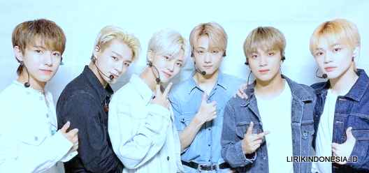 Lirik Stronger dari NCT Dream