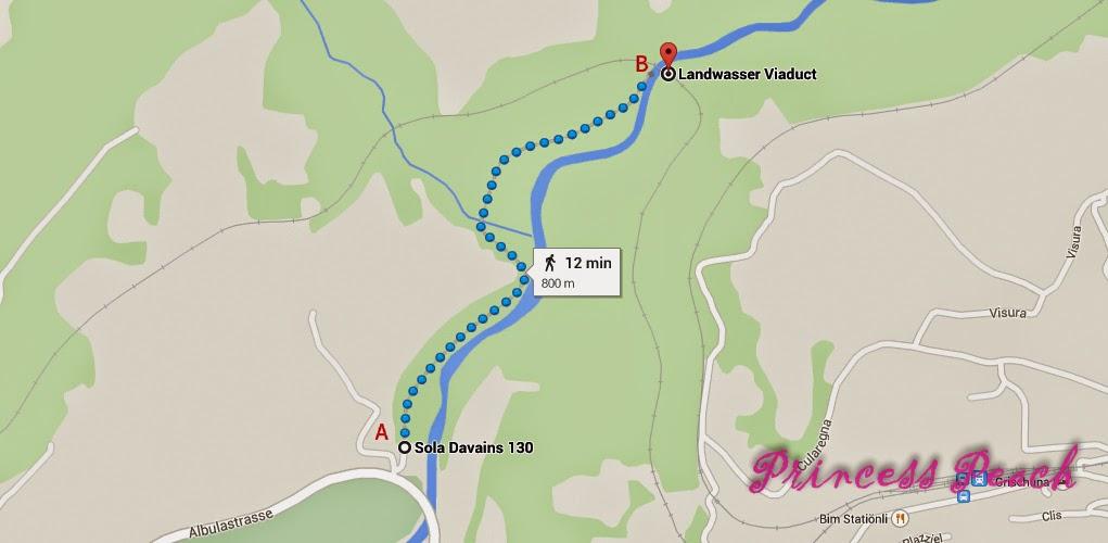蘭德瓦沙拱橋玩樂地圖