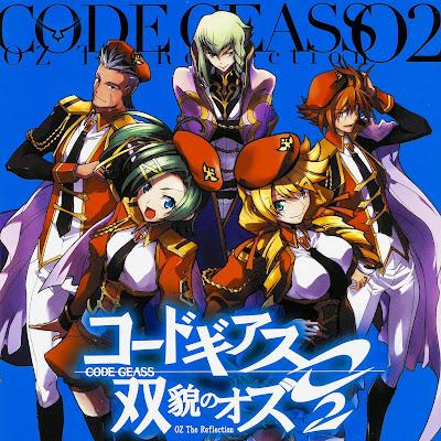 Finaliza el manga Code Geass: Soubou no Oz 02
