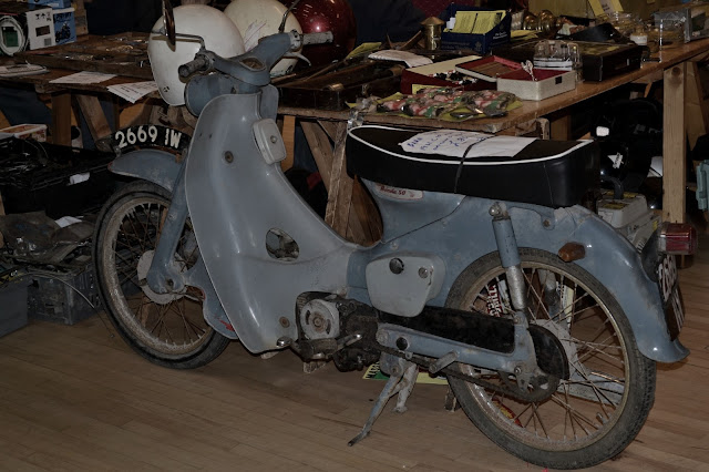 Jebustown Motorcycles Barn Finds