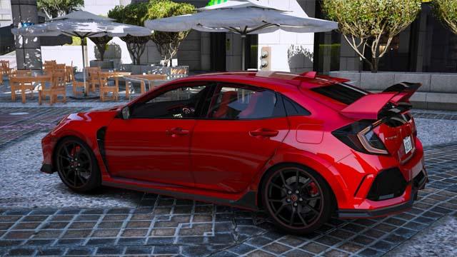 Mod Honda Civic Type R GTA 5