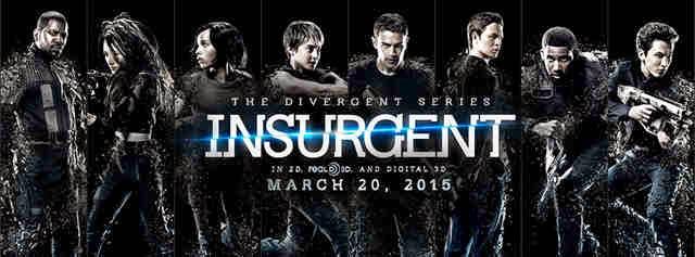 The Divergent Series Insurgent Poster 2015