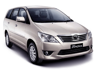 How to price new toyota innova car & other info