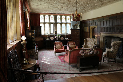 The Great Chamber, Athelhampton House, Dorset
