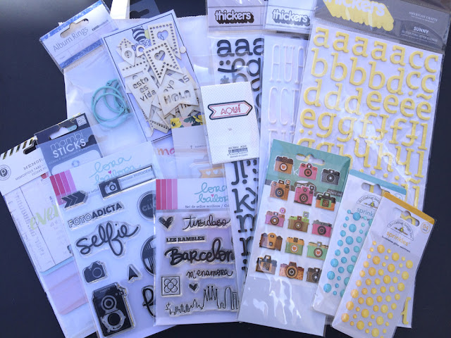 Thickers and Stamps