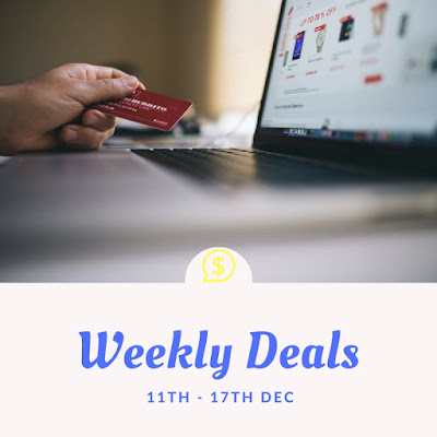 Weekly deals on laptops, TVs, watches and other misc items
