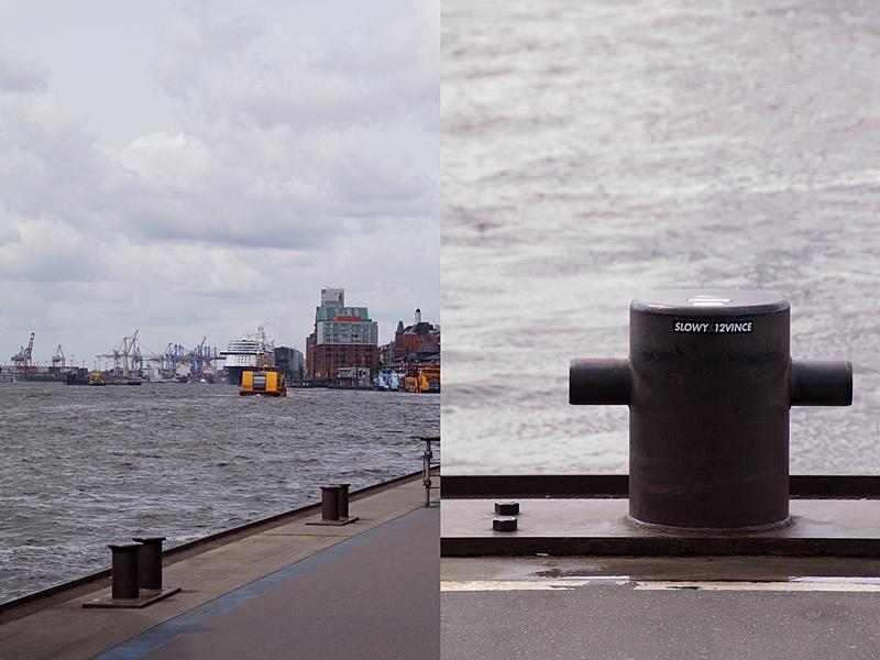 Hamburg Anleger Altona Fischauktionshalle Hafen