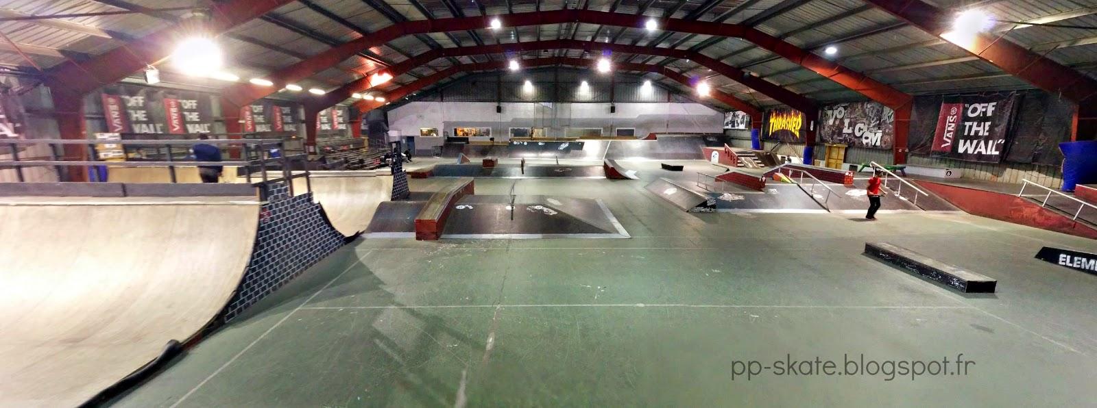 Cosanostra skatepark Chelles