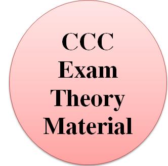 Ccc Course Material Pdf