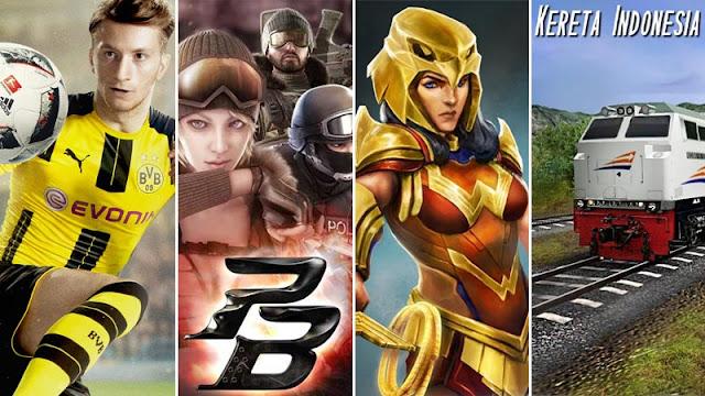 10 Game Android & iOS Terbaru Bulan Oktober 2016: Point Blank Mobile, Fifa Mobile, DC Legends, dan Lainnya