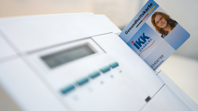 Electronic health card not ready for use soon declared a failure in Germany